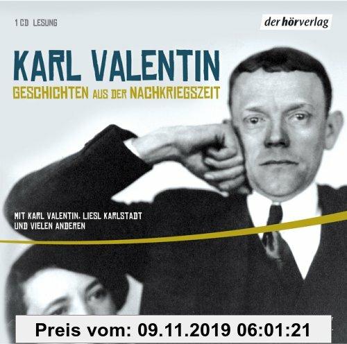 Gebr. - Geschichten aus der Nachkriegszeit. CD