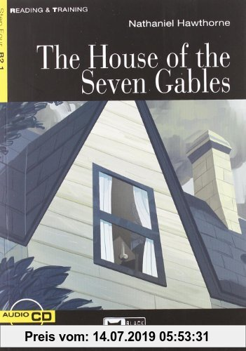 Gebr. - The House of the Seven Gables [With CD (Audio)] (Reading & Training: Step 4)