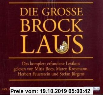 Gebr. - Die große Brocklaus: Das komplett erfundene Lexikon