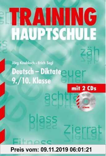 Gebr. - Training Deutsch Hauptschule/Mittelschule / Hauptschule / Deutsch - Diktate 9./10. Klasse