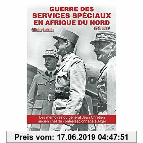 Gebr. - Guerre des Services Speciaux en Afrique du Nord (Histoire & Collections)