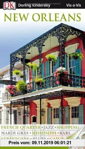 Gebr. - New Orleans: Jazz, Bars, Mississippi, Cafes, Voodoo, Mardi Gras, Raddampfer, Trams, Pläne