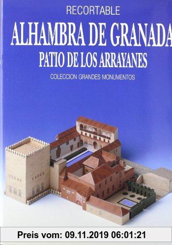 Gebr. - Alhambra de Granada : Patio de los Arrayanes