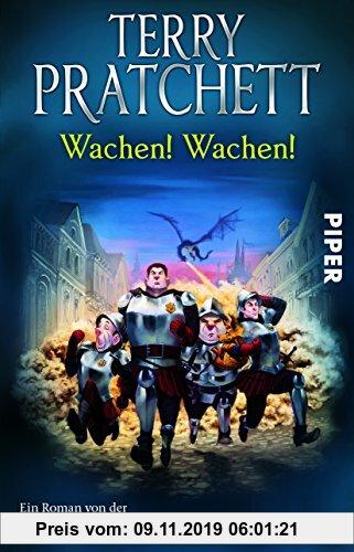 Gebr. - Wachen! Wachen!: Ein Roman von der bizarren Scheibenwelt (Terry Pratchetts Scheibenwelt)