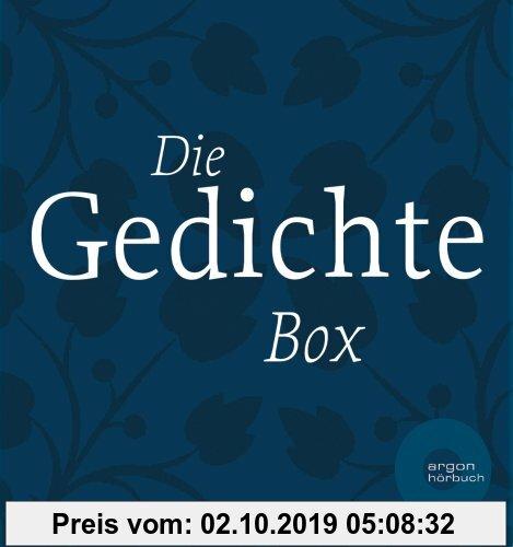 Gebr. - Die Gedichte Box