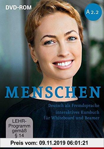 Gebr. - Menschen A2/2: Deutsch als Fremdsprache / Interaktives Kursbuch für Whiteboard und  Beamer – DVD-ROM