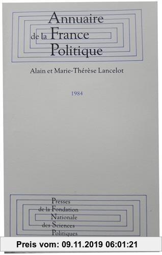 Gebr. - Annuaire de la France politique : 1984