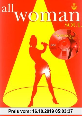 Gebr. - All Woman: Soul (Piano/Vocal/Guitar), Book & CD