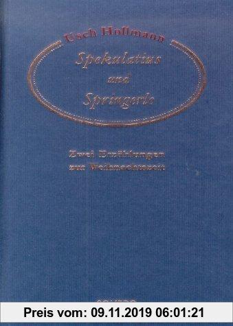 Gebr. - Spekulatius und Springerle