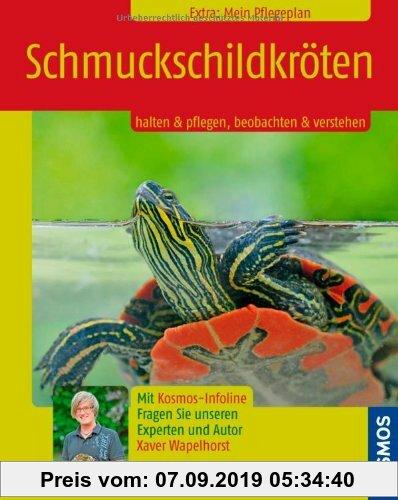 Gebr. - Schmuckschildkröten: halten & pflegen, beobachten & verstehen: halten und pflegen, beobachten und verstehen