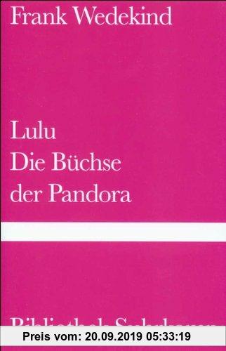 Gebr. - Lulu Die Büchse der Pandora