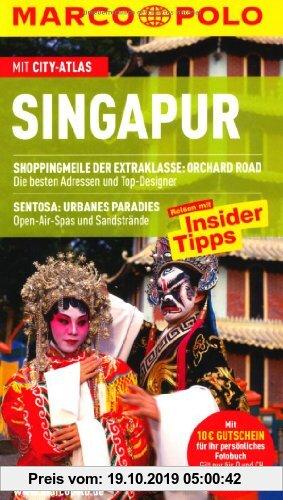 Gebr. - MARCO POLO Reiseführer Singapur: Reisen mit Insider-Tips. Mit Cityatlas