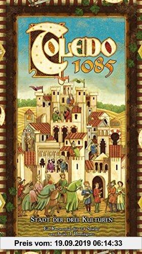 Gebr. - Toledo 1085: Historisches Kartenspiel