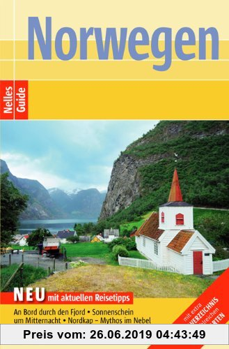 Gebr. - Nelles Guide Norwegen (Reiseführer)
