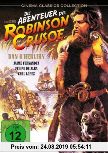 Gebr. - Die Abenteuer Des Robinson Crusoe - Cinema Classics Collection