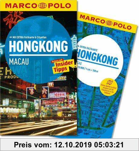 Gebr. - MARCO POLO Reiseführer Hongkong, Macau