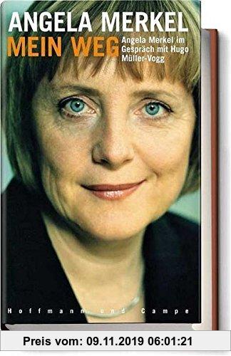 Gebr. - Angela Merkel - Mein Weg