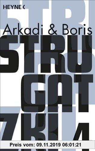 Gebr. - Strugatzki Gesammelte Werke 4: Fünf Romane in einem Band: Es ist schwer, ein Gott zu sein; Die dritte Zivilisation; Der Junge aus der Hölle; F