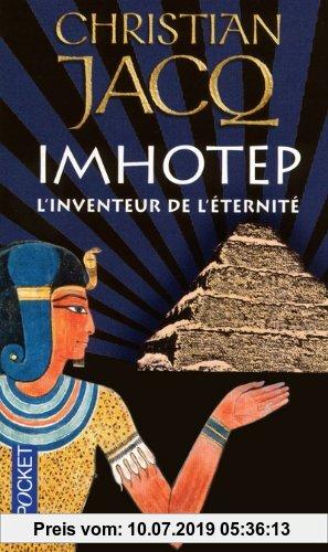 Gebr. - Imhotep, l'inventeur de l'éternité: Roman