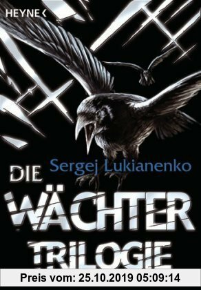 Gebr. - Die Wächter-Trilogie (Wächter der Nacht / Wächter des Tages / Wächter des Zwielichts)