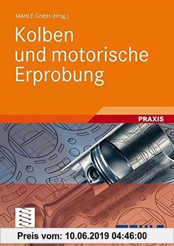 Gebr. - Kolben und motorische Erprobung (ATZ/MTZ-Fachbuch)