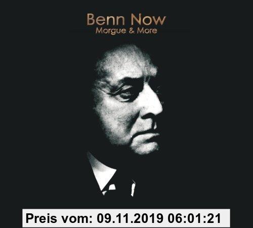 Gebr. - Gottfried Benn: Benn Now - Morgue & More: Benns Lyrik trifft elektronische Musik