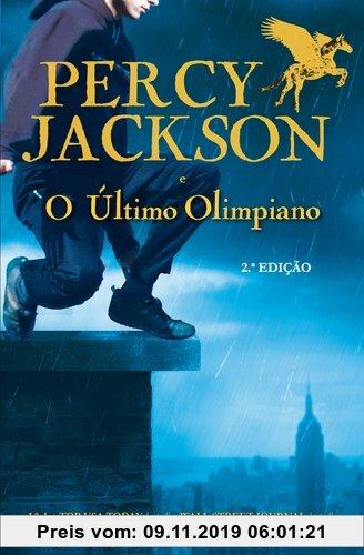 Gebr. - Percy Jackson e o Último Olimpiano (Portuguese Edition) [Paperback] Rick Riordan