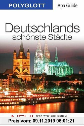 Gebr. - Deutschlands schönste Städte: 55 Lieblingsziele