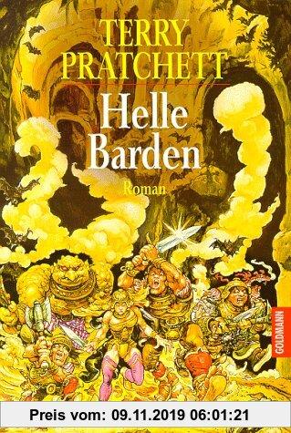 Gebr. - Helle Barden: Ein Roman von der bizarren Scheibenwelt