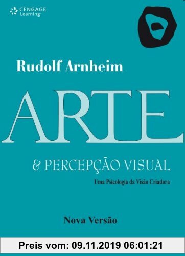 Gebr. - Arte e Percepção Visual. Uma Psicologia da Visão Criadora (Em Portuguese do Brasil)