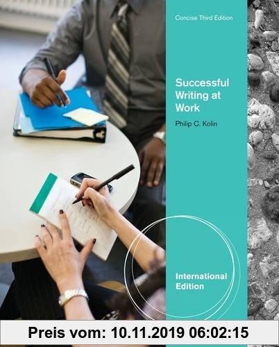 Gebr. - Successful Writing at Work (International Edition)
