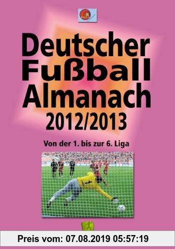 Gebr. - Deutscher Fußball-Almanach: Saison 2012/2013