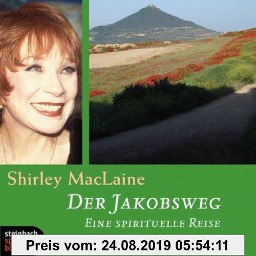 Gebr. - Der Jakobsweg. Eine spirituelle Reise. 4 CDs mit O-Ton von Shirley MacLaine