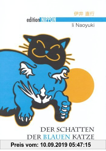 Gebr. - Der Schatten der blauen Katze