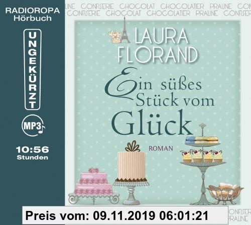 Gebr. - Ein süßes Stück vom Glück (ungekürzte Lesung auf 1 MP3-CD)