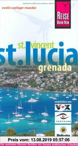 Gebr. - St. Lucia, St. Vincent, Grenada