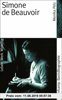 Gebr. - Simone de Beauvoir (Suhrkamp BasisBiographien)