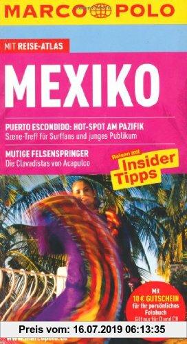Gebr. - MARCO POLO Reiseführer Mexiko: Reisen mit Insider-Tipps. Mit Reiseatlas
