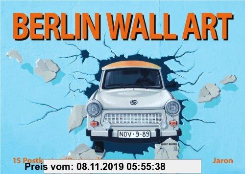 Gebr. - Berlin Wall Art: 15 Postkarten / Postcards