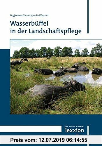 Gebr. - Wasserbüffel in der Landschaftspflege
