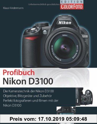 Gebr. - Profibuch Nikon D3100