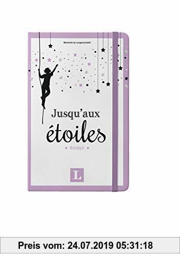 Gebr. - Jusqu?aux étoiles - Notizbuch: Moments by Langenscheidt (LITTLE STAR Notebooks)