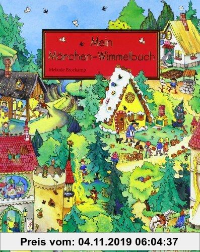 Gebr. - Mein Märchen-Wimmelbuch