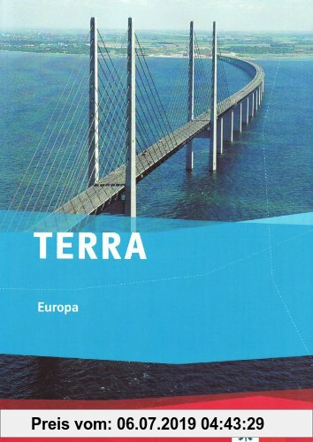 Gebr. - TERRA Europa: Oberstufe. Lehrerband mit CD-ROM