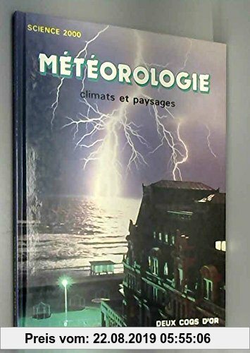 Gebr. - Météorologie : Climats et paysages