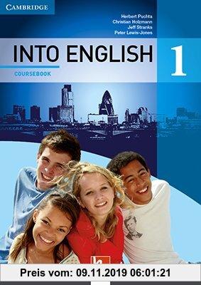 Gebr. - INTO ENGLISH 1 Coursebook: Sbnr 160165