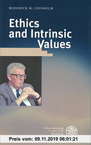 Gebr. - Ethics and Intrinsic Value (Philosophie und Realistische Phänomenologie)