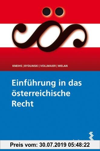 Gebr. - Einführung in das österreichische Recht