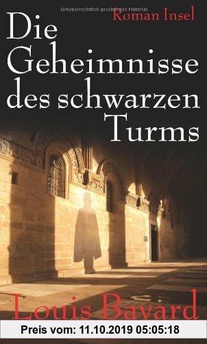 Gebr. - Die Geheimnisse des schwarzen Turms: Ein Roman aus dem Paris des Jahres 1818