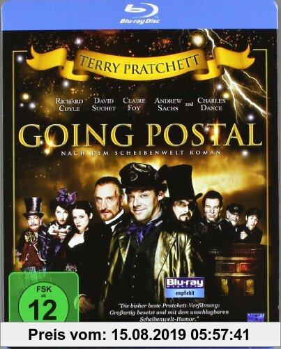 Gebr. - Terry Pratchett's Going Postal [Blu-ray]